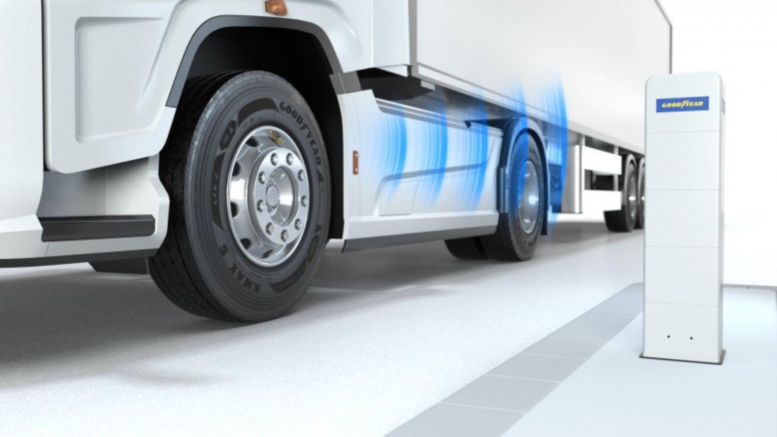 Το Drive Point έρχεται να προστεθεί στις υπάρχουσες «έξυπνες» λύσεις παρακολούθησης ελαστικών, TPMS και Drive-Over-Reader