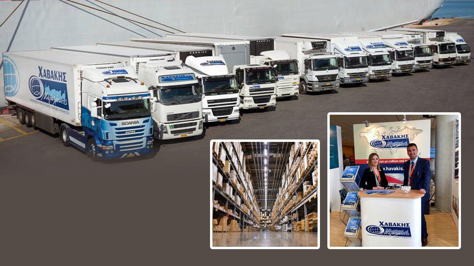 Θεωρείται το Νο1 παγκρήτιο δίκτυο μεταφορών (Ηράκλειο, Λασίθι, Χανιά και Ρέθυμνο). 52 χρόνια, αναλαμβάνει μεταφορές και διανομές εμπορευμάτων, σε συνθήκες περιβάλλοντος, συντήρησης και κατάψυξης.