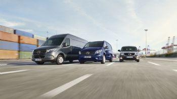 Με ελάχιστο όφελος 2.000 ευρώ και με μια σειρά από ελκυστικά χρηματοδοτικά προγράμματα, συνοδεύονται οι νέες εκδόσεις PRO των κορυφαίων ελαφρών επαγγελματικών της Mercedes-Benz, Citan, Vito και Sprinter.  Οι εκδόσεις PRO συνοδεύονται από νέες ευέλικτες χρηματοδοτήσεις και Ελάχιστο Όφελος από 2.000 ευρώ!