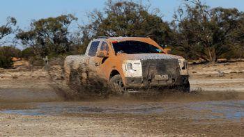 Το νέο Ford Ranger θα ανακοινωθεί αργότερα μέσα στο έτος και θα λανσαριστεί το 2023.