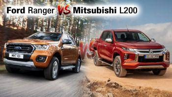 Μεταξύ των πρωταγωνιστών στις πωλήσεις των Pick-Up σε Ελλάδα και Ευρώπη, το Ford Ranger έχει πλέον να αντιμετωπίσει τον έντονο ανταγωνισμό από τη νέα γενιά του Mitsubishi L200. Ford Ranger ή Mitsubishi L200;