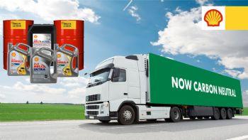 Η Shell προσφέρει πλέον στους πελάτες της σε όλο τον κόσμο ένα νέο χαρτοφυλάκιο λιπαντικών μηδενικού αποτυπώματος άνθρακα (Carbon Neutral Products). To χαρτοφυλάκιο Carbon Neutral λιπαντικών της Shell για επαγγελματικά οχήματα