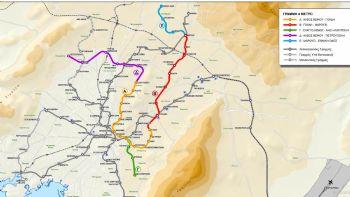 Με σχετική του απόφαση, το Συμβούλιο της Επικρατείας απέρριψε τις διάφορες προσφυγές που ουσιαστικά καθυστερούσαν την επιλογή αναδόχου για τον διαγωνισμό κατασκευής του έργου.  Σε μελλοντική φάση, η νέα Γραμμή 4 του Μετρό θα επεκταθεί τόσο προς την Πετρούπολη και την ¶νω Ηλιούπολη όσο και προς το Μαρούσι και την Εθνική Οδό από την Λυκόβρυση.
