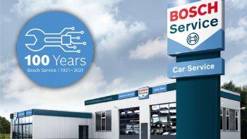 Τα Bosch Car Service ανήκουν σε ένα παγκόσμιο δίκτυο ανεξάρτητων συνεργείων και προσφέρουν υπηρεσίες υψηλής ποιότητας και την αξιοπιστία που δηλώνει το όνομα Bosch. 100 χρόνια Bosch Car Service: Η Παράδοση οδηγός στην Καινοτομία