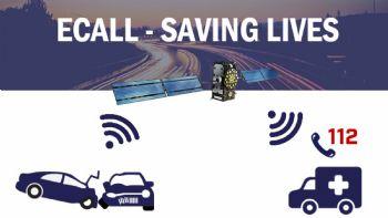 Η υπηρεσία κλήσης Εκτάκτων Αναγκών «112» αναβαθμίζεται με τη δυνατότητα αποστολής περισσότερων στοιχείων κατά τις κλήσεις «eCall» μέσω της διασύνδεσης με τη βάση δεδομένων του υπουργείου Μεταφορών.  Το «112» αναβαθμίζεται με το «eCall»