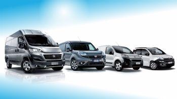 Όταν επιλέγεις έναν «συνεργάτη» με καύσιμο το Φυσικό Αέριο, τότε οι εκδόσεις «Natural Power» της Fiat Professional για τα Panda Van, Fiorino, Doblo Cargo και Ducato είναι λύση που χρειάζεστε! Η πιο ολοκληρωμένη γκάμα Φυσικού Αερίου