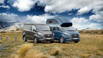 Με τη συνδρομή της γνωστής εταιρείας Westfalia, η Ford αναμένεται να λανσάρει σε διάφορες αγορές της ΕΕ ένα ονειρικό αυτοκινούμενο τροχόσπιτο βασισμένο στο ιδιαίτερα ευέλικτο μοντέλο Transit Custom. To κορυφαίο σε πωλήσεις Μεσαίο Van στην ΕΕ με 131.800 οχήματα για το 2018, είναι πλέον διαθέσιμο και σε εκδόσεις αυτοκινούμενου τροχόσπιτου.