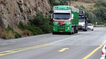 Για την ασφαλέστερη κίνηση των οχημάτων κατά την εορταστική περίοδο του Πάσχα και της Πρωτομαγιάς, εκτός των τοπικών μέτρων διευκόλυνσης της κυκλοφορίας, θα ισχύσουν περιορισμοί κυκλοφορίας των φορτηγών άνω των 3,5t. Περιορισμοί στην κυκλοφορία των οχημάτων στο εθνικό οδικό δίκτυο θα ισχύσουν κατά την εορταστική περίοδο του Πάσχα και της Πρωτομαγιάς.