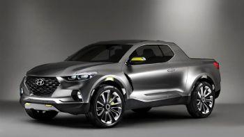 Με το επερχόμενο λανσάρισμα του να επιβεβαιώνεται από επίσημα χείλη, το μελλοντικό Pick-Up της Hyundai θα έχει σημαντικά τροποποιημένη σχεδίαση σε σχέση με το πρωτότυπο Santa Cruz που έχουμε παρουσιάσει. Σημαντικά τροποποιημένο σε σχέση με το πρωτότυπο Santa Cruz (εικόνα) αναμένεται να είναι το νέο Pick-Up της Hyundai…