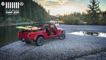 Μέσα στον Ιούλιο, η Jeep αναμένεται να παρουσιάσει για πρώτη φορά επί ευρωπαϊκού εδάφους το νέο Pick-Up της (Gladiator), στο γνωστό Camp Jeep® που διοργανώνεται στην Ιταλία. Η πανευρωπαϊκή πρεμιέρα του νέου Jeep Gladiator θα πραγματοποιηθεί στην Ιταλία, στο Camp Jeep® από 12 – 14 Ιουλίου.