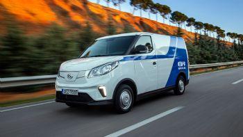 Οδηγούμε 1οι το νέο –ηλεκτροκίνητο- Maxus eDeliver 3 το οποίο, με ωφέλιμο 1,0t.+ και αυτονομία έως 344 χλμ.(!) είναι σαφές πως δεν πρόκειται να αφήσει κανέναν… ασυγκίνητο! H Maxus σας προκαλεί να την αψηφήσετε!
