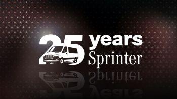 Παρακολουθήστε ζωντανά μέσω της ψηφιακής πλατφόρμας «Mercedes me media» ένα αναλυτικό αφιέρωμα στα 25 χρόνια ιστορίας ενός εκ των κορυφαίων ελαφρών επαγγελματικών, του Sprinter. «Meet Mercedes Digital» LIVE!