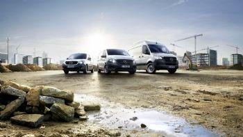 Η Mercedes-Benz παρουσίασε τις νέες εκδόσεις «PRO» για τα Citan, Vito & Sprinter που συνοδεύονται μεταξύ άλλων και με Όφελος από 2.000 ευρώ. Οι νέες εκδόσεις «PRO» για τα Vans της Mercedes-Benz έχουν εξελιχθεί ειδικά για την ελληνική αγορά και διακρίνονται για τον πλούσιο εξοπλισμό.