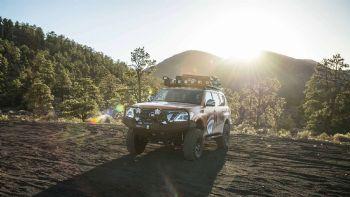 Την παρουσίαση του νέου Nissan Armada Mountain Patrol το οποίο μπορεί να φιλοξενήσει έως και 8 άτομα πραγματοποίησε η εταιρεία, προσφέροντας μια επιπλέον λύση για αυτούς που θέλουν να περάσουν λίγο χρόνο στη φύση μαζί με την οικογένεια ή τους φίλους τους. Ιδού το Nissan Armada Mountain Patrol.