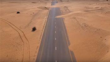 Δείτε το εντυπωσιακό video που ετοίμασαν οι υπεύθυνοι της Nissan με αφορμή την… ερήμωση των δρόμων… Μια «ωδή» στους άδειους δρόμους (+vid)