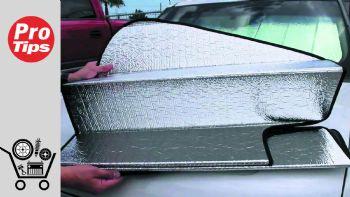 Προετοιμάσου σωστά τώρα γιατί οι θερμοκρασίες ανεβαίνουν και χωρίς καλύμματα, κουκούλες, μεμβράνες και ειδικά χημικά, μπορεί να επέλθουν φθορές στο αυτοκίνητο σου! «Σώσε» το από τον ήλιο!