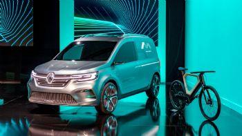 Στην προσεχή Διεθνή Έκθεση της Γενεύης, η Renault θα παρουσιάσει μεταξύ άλλων μια πρόγευση της νέας γενιάς του Kangoo που αναμένεται να παρουσιαστεί επίσημα μέσα στο 2021.  Το Kangoo Z.E. Concept αναμένεται να είναι ένα από τα πολλαπλά ηλεκτροκίνητα πρωτότυπά (ή μη) οχήματα που η Renault θα παρουσιάσει στην προσεχή…