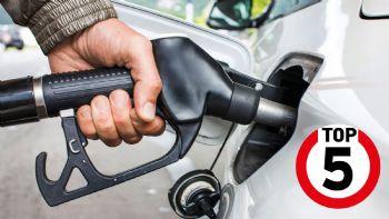 Αναλύουμε τις κορυφαίες επιλογές της –ταχύτατα αναπτυσσόμενης- κατηγορίας των Μεσαίων Vans με βάση τη χαμηλότερη μέση κατανάλωση καυσίμου στις πετρελαιοκίνητες εκδόσεις τους.  5 μεσαία Van πρωταθλητές κατανάλωσης.