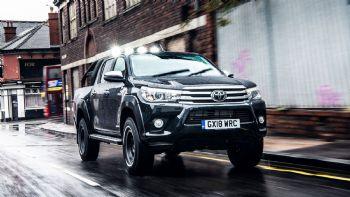Θέλοντας να γιορτάσει την συμπλήρωση 50 ετών ιστορίας του Toyota Hilux, η μάρκα κατασκεύασε μία νέα έκδοση του δημοφιλούς Pick-Up, κάτω από την ονομασία «Hilux Invincible 50». Θέλοντας να γιορτάσει την συμπλήρωση 50 ετών ιστορίας του Toyota Hilux, η μάρκα κατασκεύασε μία νέα έκδοση του δημοφιλούς Pick-Up, κάτω από την ονομασία «Hilux Invincible 50».