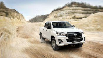 Στο προσεχές Διεθνές Σαλόνι Επαγγελματικών του Μπέρμιγχαμ, η Toyota θα παρουσιάσει επίσημα το νέο Hilux «Special Edition» που θα λανσαριστεί στις διάφορες αγορές της ΕΕ από το καλοκαίρι του 2019. Η Toyota θα παρουσιάσει επίσημα στο προσεχές NEC Show 2019 τη νέα «Special Edition» έκδοση του Hilux.
