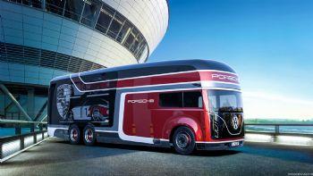 Το φορτηγό με το οποίο θα μπορεί η Porsche να μεταφέρει τα αγωνιστικά της μοντέλα, εμπνεύστηκε και παρουσίασε ένας ανεξάρτητος σχεδιαστής, συστήνοντας μας το εντυπωσιακό «Volkswagen Renntransporter». Το Volkswagen Renntransporter αποτελεί έργο του ανεξάρτητου σχεδιαστή Igor Shitikov.