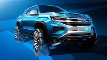 Σημαντικά αναβαθμισμένο αναμένεται το νέο Ford Ranger ενώ το μελλοντικό VW Amarok θα διατίθεται και σε –κορυφαίες- εκδόσεις «R» με ισχύ περίπου 300 ίππων! To μελλοντικό VW Amarok θα είναι διαθέσιμο μόνο ως διπλοκάμπινο και σε ειδικές εκδόσεις «R» με ισχύ της τάξης των 300 ίππων!