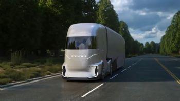 Αποκάλυψε το F-Vision concept η Ford Trucks