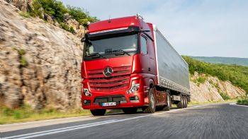 Live από Βερολίνο: Νέο Mercedes-Benz Actros (+video)