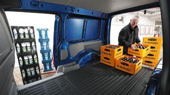 Οι μεταφορικές δυνατότητες των Van