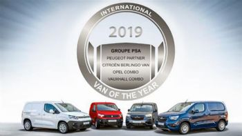 Στο PSA Groupe το «International Van of the Year»