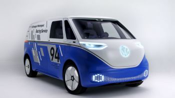 Νέα εμφάνιση για το VW I.D. Buzz Cargo concept
