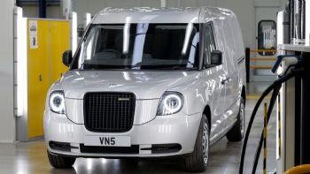 Ηλεκτροκίνητο Van από την LEVC