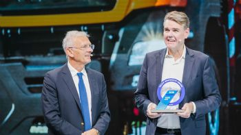 Στη MAN το πρώτο Truck Innovation Award!