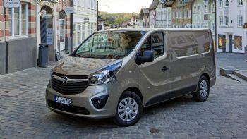 Ηλεκτρικό το νέο Opel Vivaro
