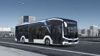 Προετοιμάζεται για το ηλεκτρικό λεωφορείο η MAN