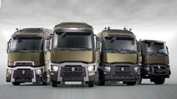 Η νέα γκάμα της Renault Trucks: Ολική επαναφορά...
