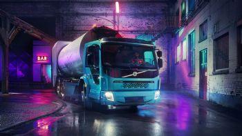 Νέο ηλεκτρικό φορτηγό από τη Volvo