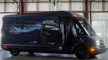 Πρεμιέρα για το e-Van των Amazon & Rivian (+vid)
