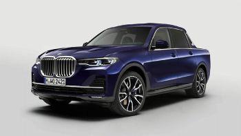 BMW, Pick-Up και ηλεκτροκίνητο;