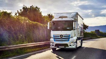 Στόχος η παγκόσμια κυριαρχία στα e-trucks