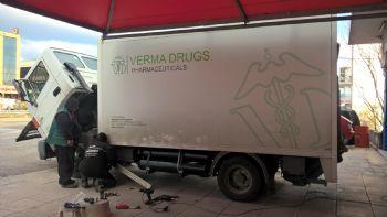 Μετατροπές διπλού καυσίμου σε φορτηγά