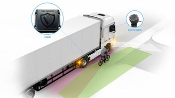 Νέο «City Turn Assist» από τη DAF Trucks