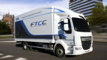 Νέο πρωτότυπο LF από τη DAF Trucks