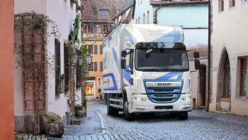 Ηλεκτρικές αστικές διανομές από τη DAF Trucks