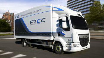 Νέο πρωτότυπο φορτηγό από τη DAF
