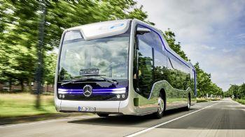 H Daimler Buses στην Έκθεση FIAA