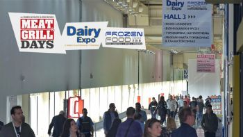 Eπιτυχία οι εκθέσεις Μeat & Grill Days - Dairy Expo - Frozen Food