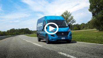 Παρουσιάστηκε το ηλεκτρικό Fiat Ducato (+video)