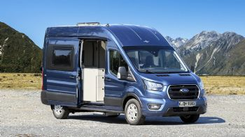 Νέο Ford «Big Nugget Campervan»
