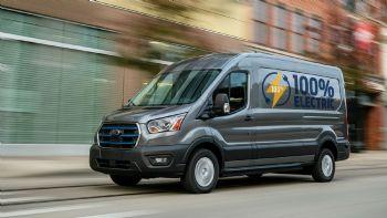 Το Ford Transit εξηλεκτρίζεται! (+vid)